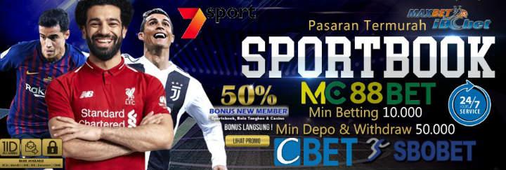 Situs sbobet dengan sportsbook terbaik