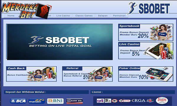 Situs untuk daftar akun sbobet